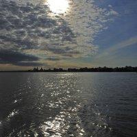 Озеро Неро, солнечная дорожка:) :: Alllen Polunina