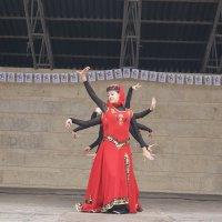 Фестиваль стран СНГ в Алмате :: Владимир Кропачёв