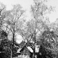 Старый дом :: Александр Лебедев