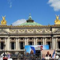 Парижская манифестация :: Alex