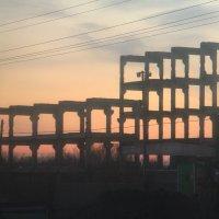 новые руины (закат) :: Alex Krashchuk