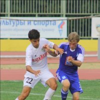 Борьба за мяч :: Мария Солодкова