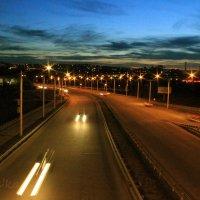 вечер на мосту :: василиса косовская