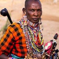 Женщина масаи :: Александр Сергеевич П.