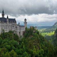 Schloss Neuschwanstein :: Dmitriy Dikikh