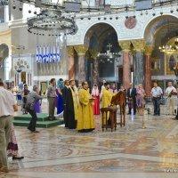 Церемония венчания. Морской собор, г. Кронштадт. :: Виталий Половинко