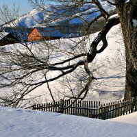 Просто зима :: Евгений Юрков