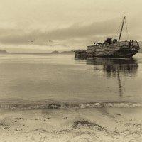 Старый корабль :: Эдуард Ефремов