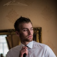 Свадебные сборы :: Роман Маркин