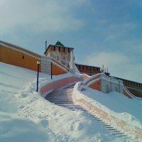Нижний Новгород. Чкаловская лестница. :: Павел Зюзин
