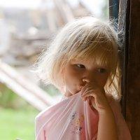 Портрет девочки :: Владимир Исаев
