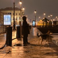 Вечерняя прогулка... :: Марина Павлова
