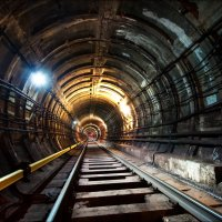 Тоннель метро :: Георгий Ланчевский