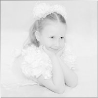 Моя маленькая леди... :: Александр Никитинский