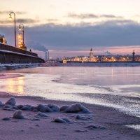 Ледяной пляж :: Григорий Храмов