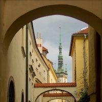 В Старом городе :: Виктор (victor-afinsky)