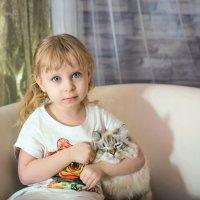 Ты моя кыса! :: Татьяна Курамшина