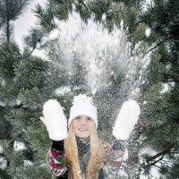 Зима :: Aнатолий Дождев
