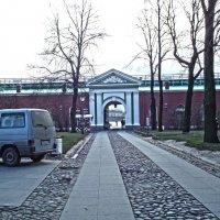 Петропавловская крепость :: Сергей Кочнев