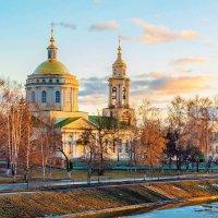 Православный храм :: Александр Остроумов