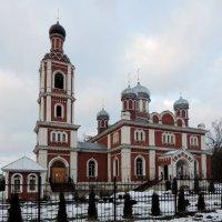 Церковь Всех Святых на Всехсвятском кладбище :: Александр Качалин