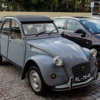 Автомобиль в Лиссабоне :: Alexey Bogatkin