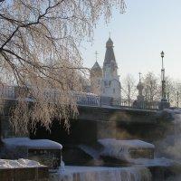 Плотина :: Людмила Алексеева