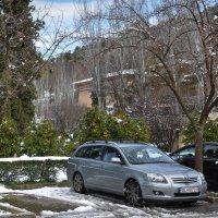 Гранада, где никогда не было снега :: Ирина