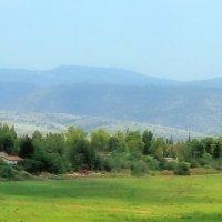 Вид на Иудейские горы с балкона :: Владимир Сарычев