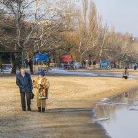 Весенния прогулка)) :: Александр Кузин