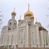 Церковь Димитрия Ростовского :: Evgeniy Techiev