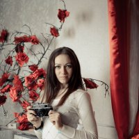 В зеркало :: Александр Остроухов
