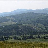 Горный пейзаж :: galina tihonova