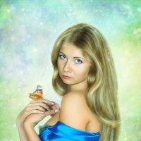 Фентезийный портрет :: Ирина Kачевская