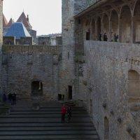 Франция, Каркассон, Замок :: Валерий Павловский
