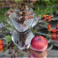 Отражение лета :: galina tihonova