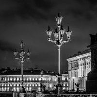 Спящие фонари :: Владимир Клещёв
