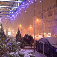 немного снега и приятно душе :: Михаил Bobikov