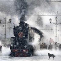 Зима (чужая жизнь...) :: Борис Соломатин