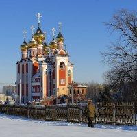 На пути к Храму :: Валерий Шибаев