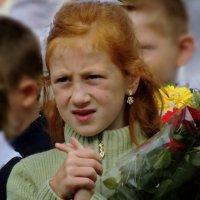 Золотая девочка :: Evgenij Schleinikov