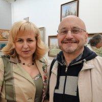 открытие выставки :: Геннадий Тимин