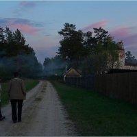 Вечерняя прогулка! :: Владимир Шошин