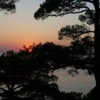 Черноморский закат :: Алексей Чирков
