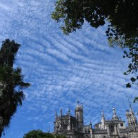 Небо над Синтрой :: svk