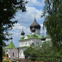 Покровский монастырь :: Владимир Клюев