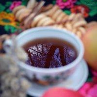 Чай со вкусом небес) :: Марина Рязанцева