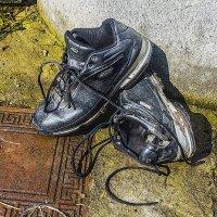 старые ботинки :: Елена Аксамит