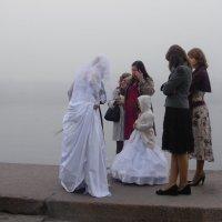 Свадьба в тумане :: Цветков Виктор Васильевич