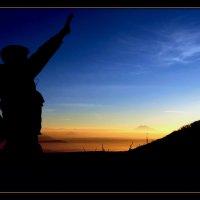 ловец солнца :: Ник Карелин